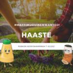 Matti Muovinen WANTED!